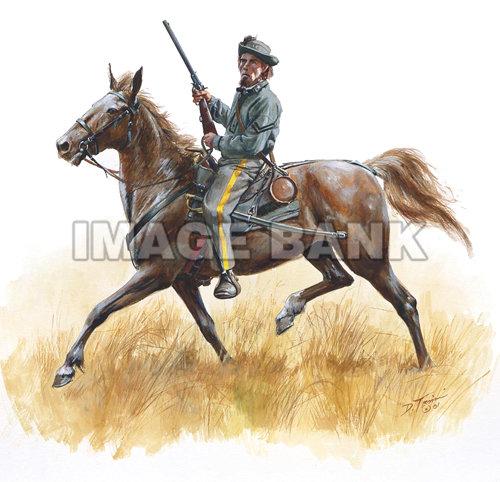 Troiani 1st Mississippi Bolivar Troop TP3