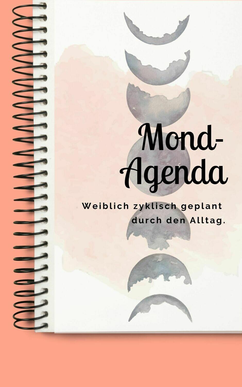 Vorbestellung Mond-Agenda