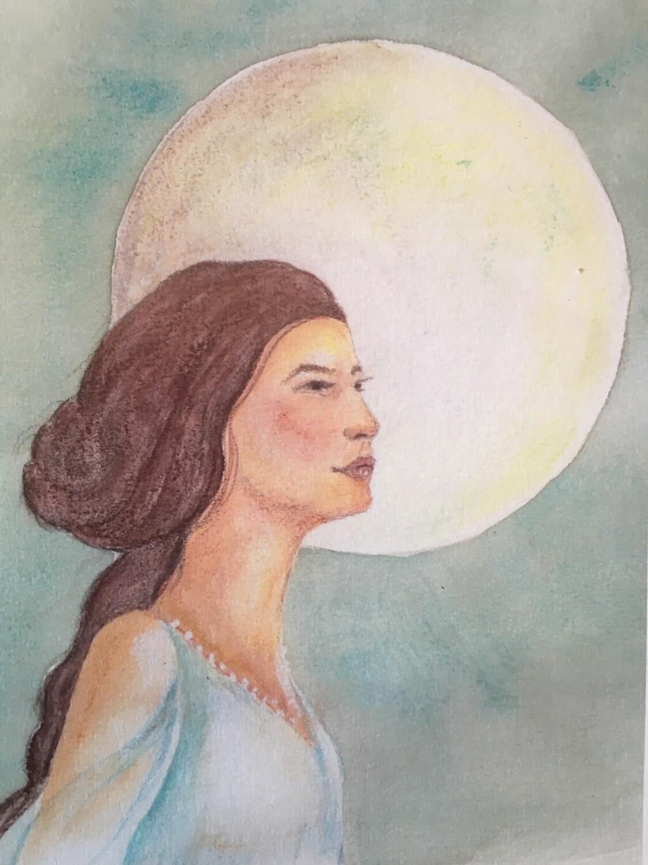 Mond-Mutter