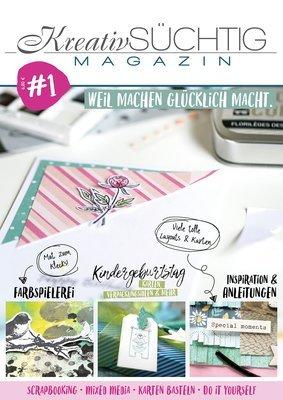 Kreatvsüchtig - das Magazin