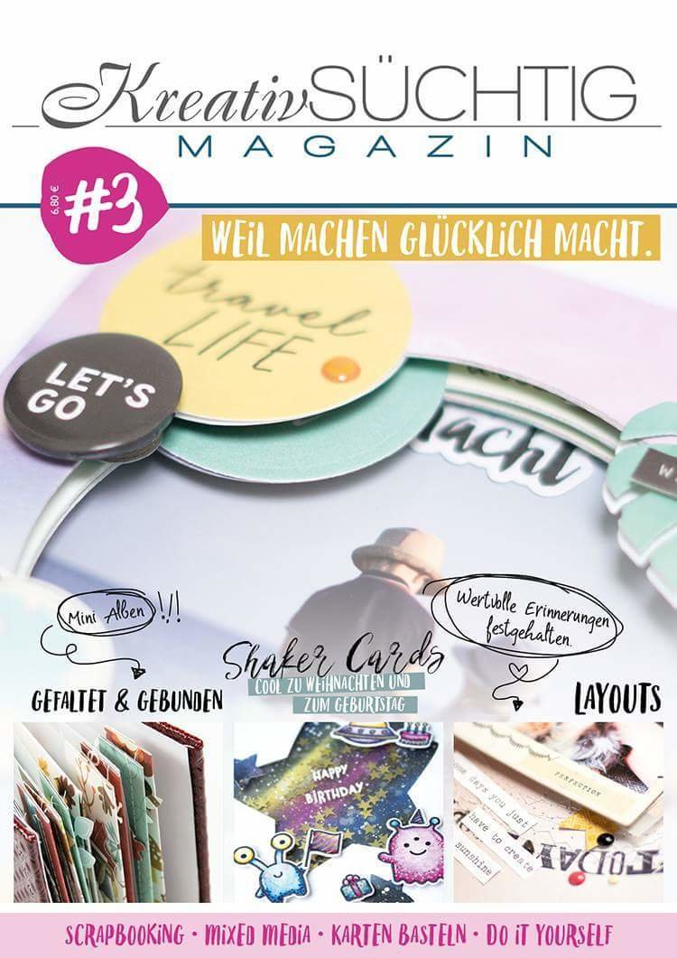 Kreatvsüchtig - das Magazin #3 00443
