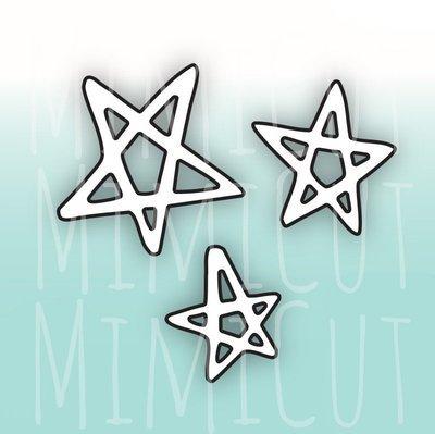 MIMICUT Metal Die Twinkle twinkle