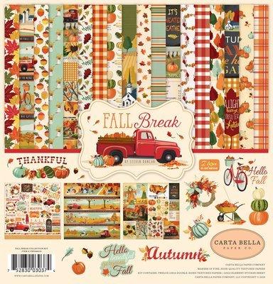 Fall Break Collection Kit 12