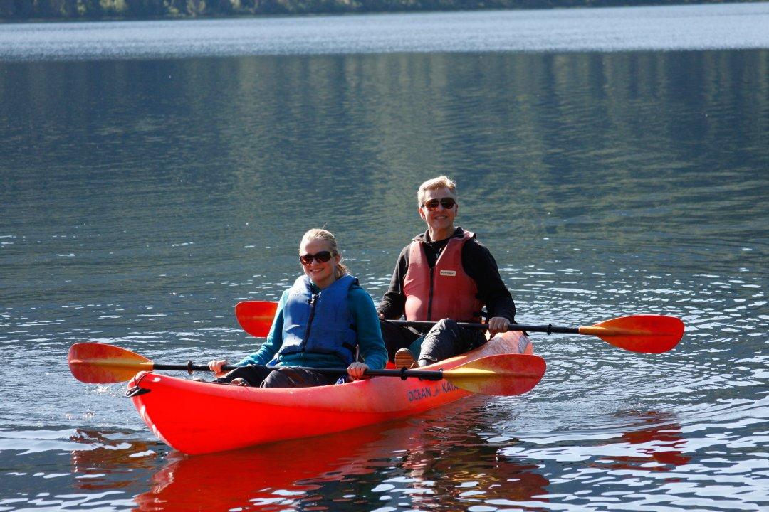 Denali Kayak Tour - 1/2 Day - Adult