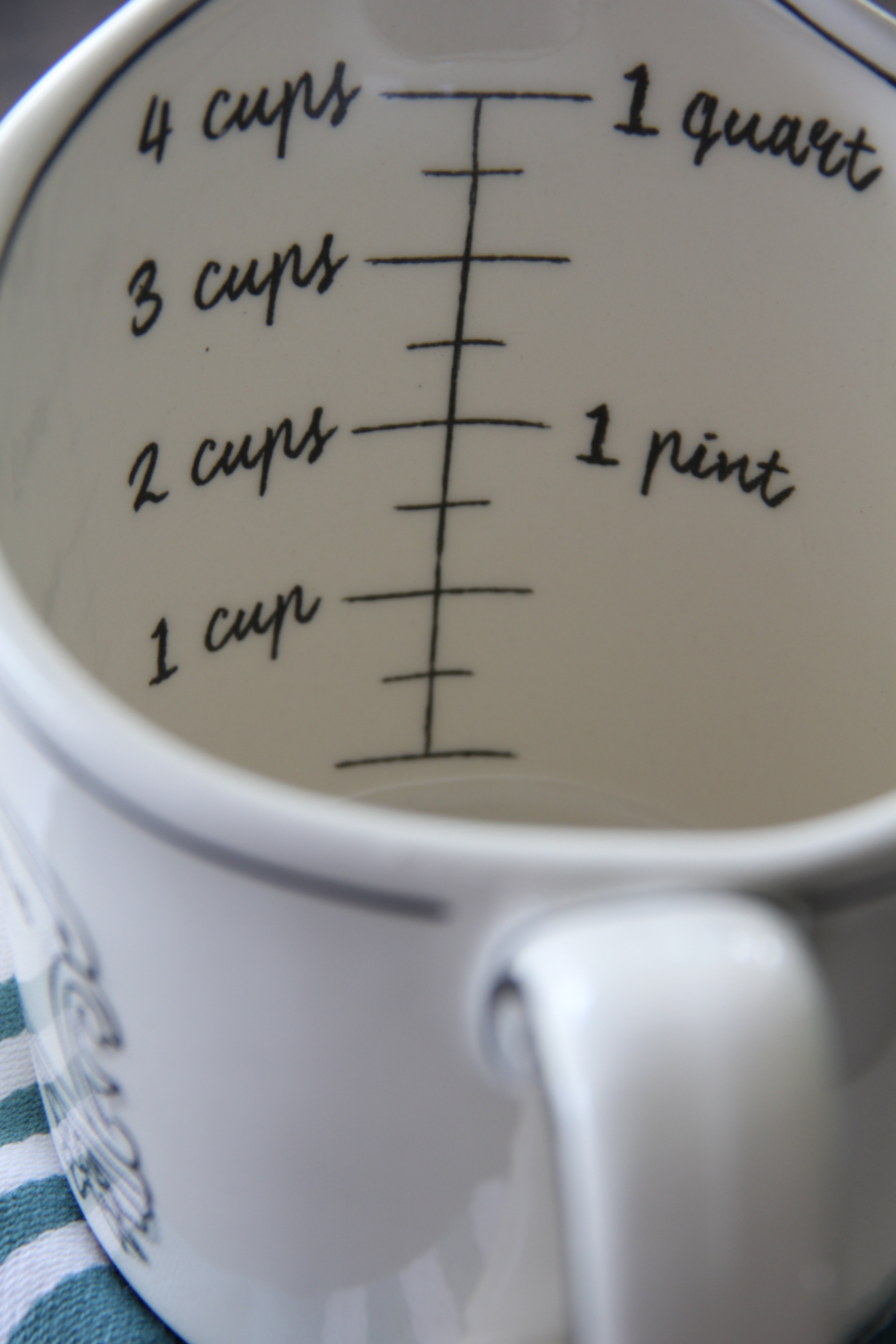 Measure Your Life In Love Measuring Cup