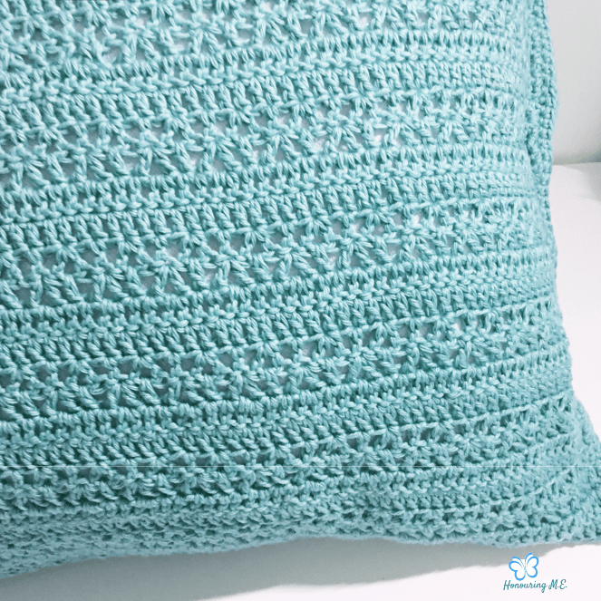 Texture in Stripes Cushion Cover 00050