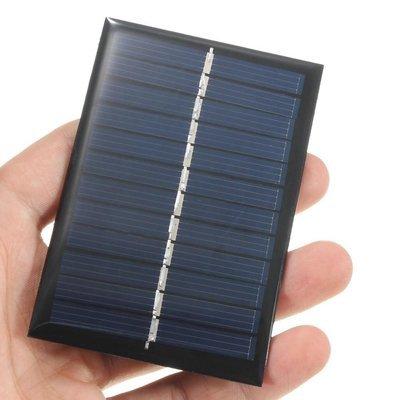 DIY Mini Encapsulated Solar Cell