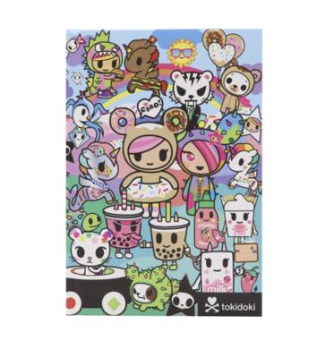 Rainbow Friends Notebook