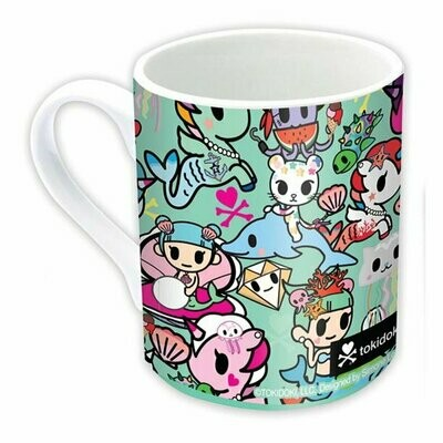 Tokidoki Mermicorno Ceramic Mug