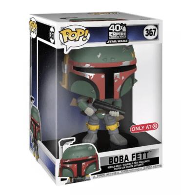 Funko POP! Star Wars: Empire Strikes Back - 10
