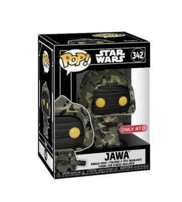 Funko POP! Star Wars: Futura - Jawa