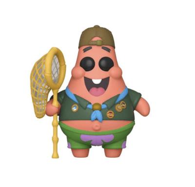 POP! Animation: The SpongeBob Movie Patrick Star