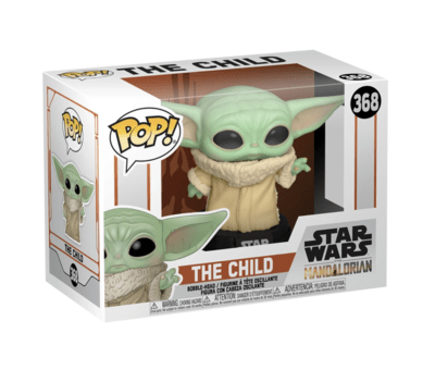 Funko Pop! Star Wars: The Mandalorian - The Child