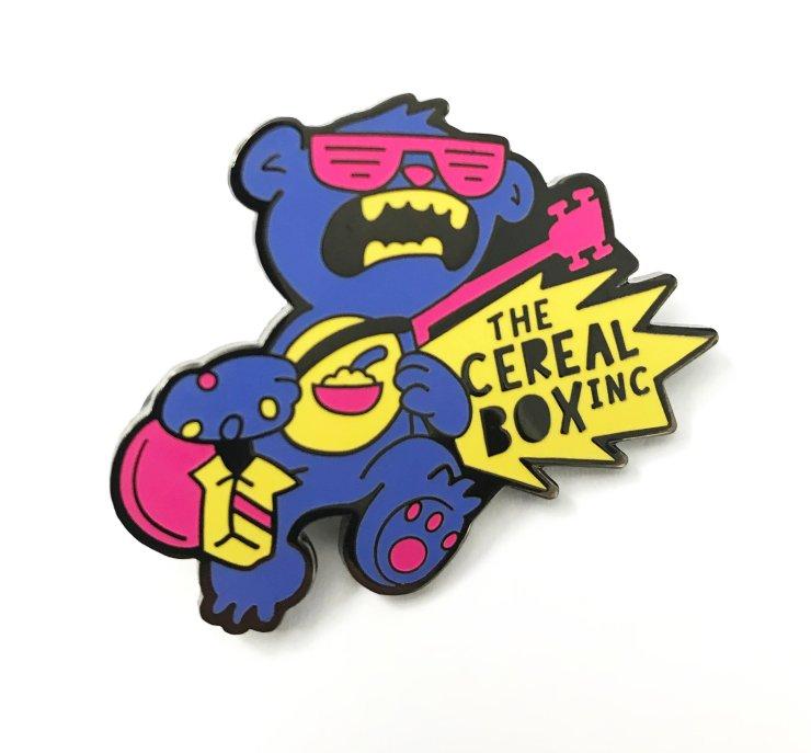 PIN: Cereal Bear CB-PIN