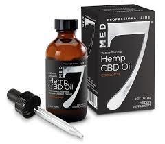 Med 7 CBD Oil (60 ml) 0000104