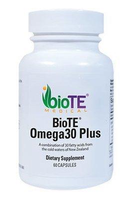 Omega 30 Plus -- 60 soft gels