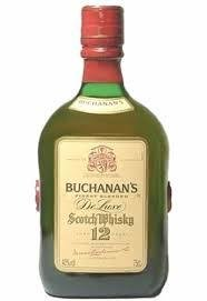 WHISKY BUCHANANS 12 750ml