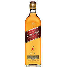 WHISKY ETIQUETA ROJA 750ml