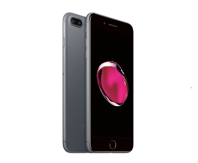 Apple iPhone 7+ 32gb (Black)