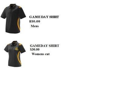 Game Day Shirt