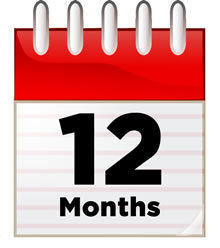 Single Store/Location: 12 Month Membership