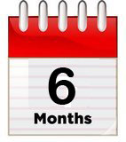 6-10 stores - 6 Month Membership 6-10 6