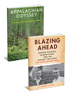 2 Book Bundle  - Appalachian Odyssey & Blazing Ahead 00002