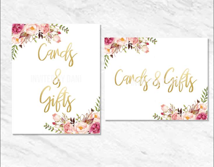 Peonies | Cards & Gifts | Printable Good 00199