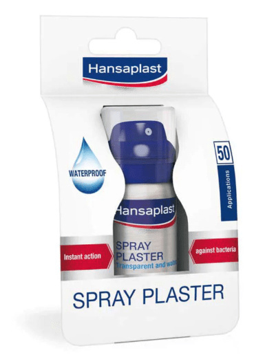 Hansaplast First Aid Spray Plaster