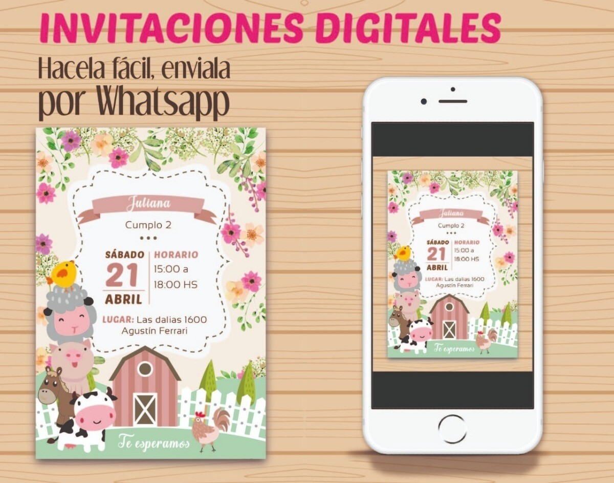 Invitacion DIgital Intermedio