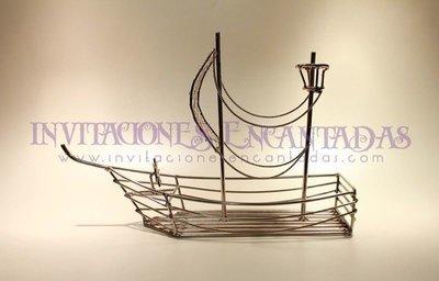 Barco de Forja Artesanal