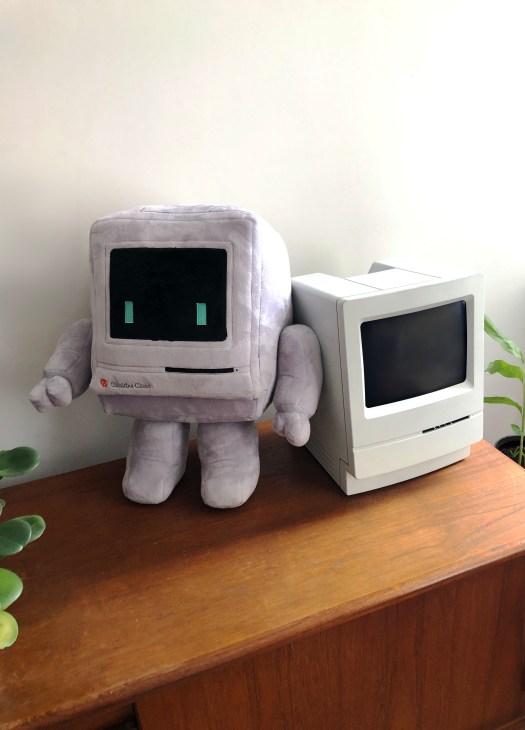 Classicbot Classic Giant Plush