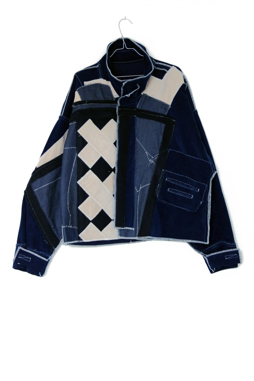 Marc Patchwork Jacket