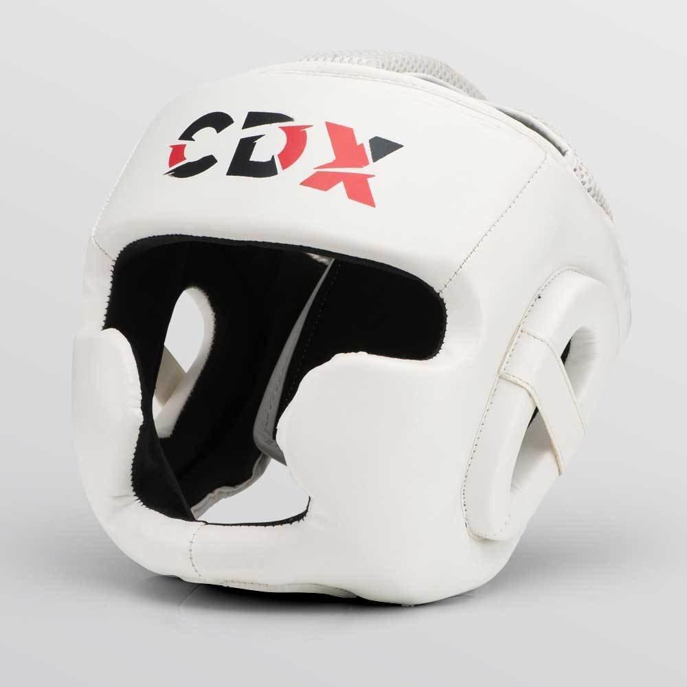 Боксерский шлем CDX WHT