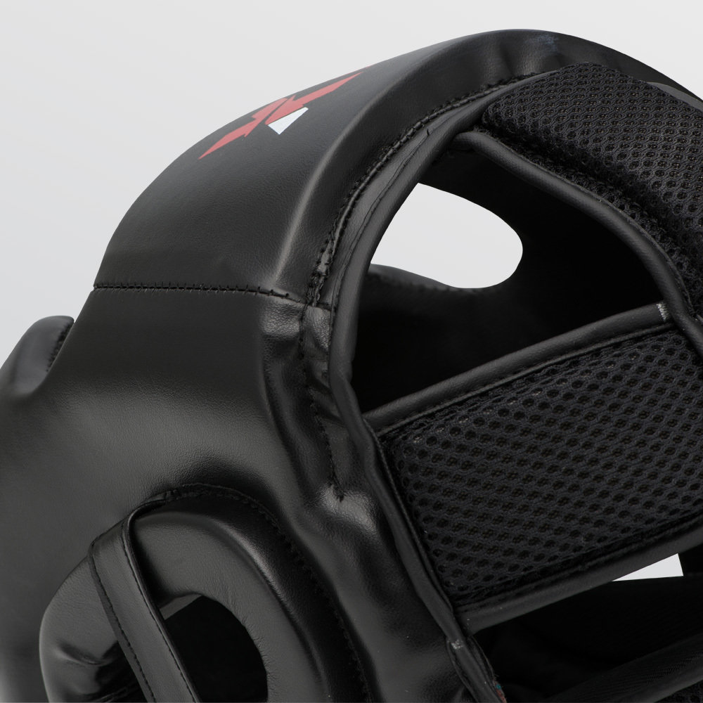 Boxing Helmet leather material. Защита в боксе. Боксерский шлем.