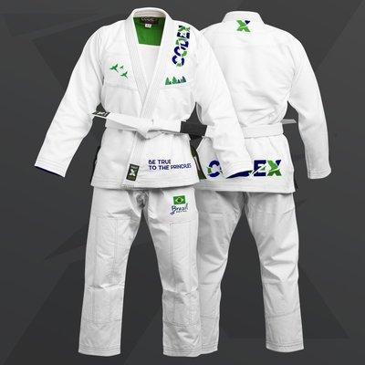 Brazilian Edition Brazilian Jiu Jitsu Gi