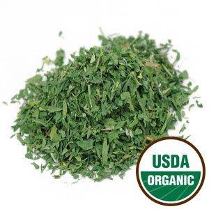 Organic Alfalfa Leaf 4 oz LHerb006