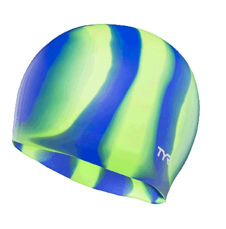 Шапочка Multi Color Silicone Cap