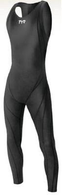 Стартовый костюм для плавания мужской Tracer Light Zipperback Full Body