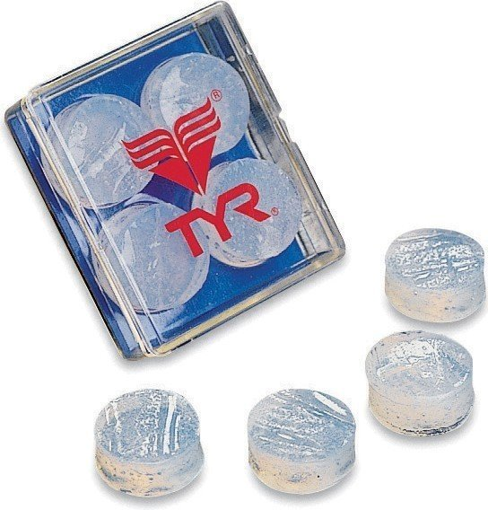 Беруши TYR SILICONE SOFT EAR PLUGS