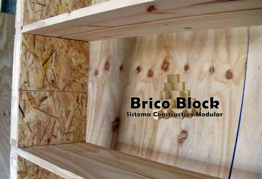 Brico Block Estantería OSB BBEst