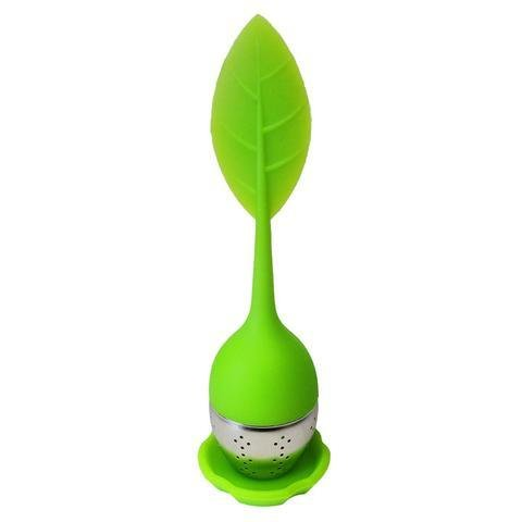 Leaf Tea Infuser GREEN QBNNDULEALEXUZZ6WWW5BKHA
