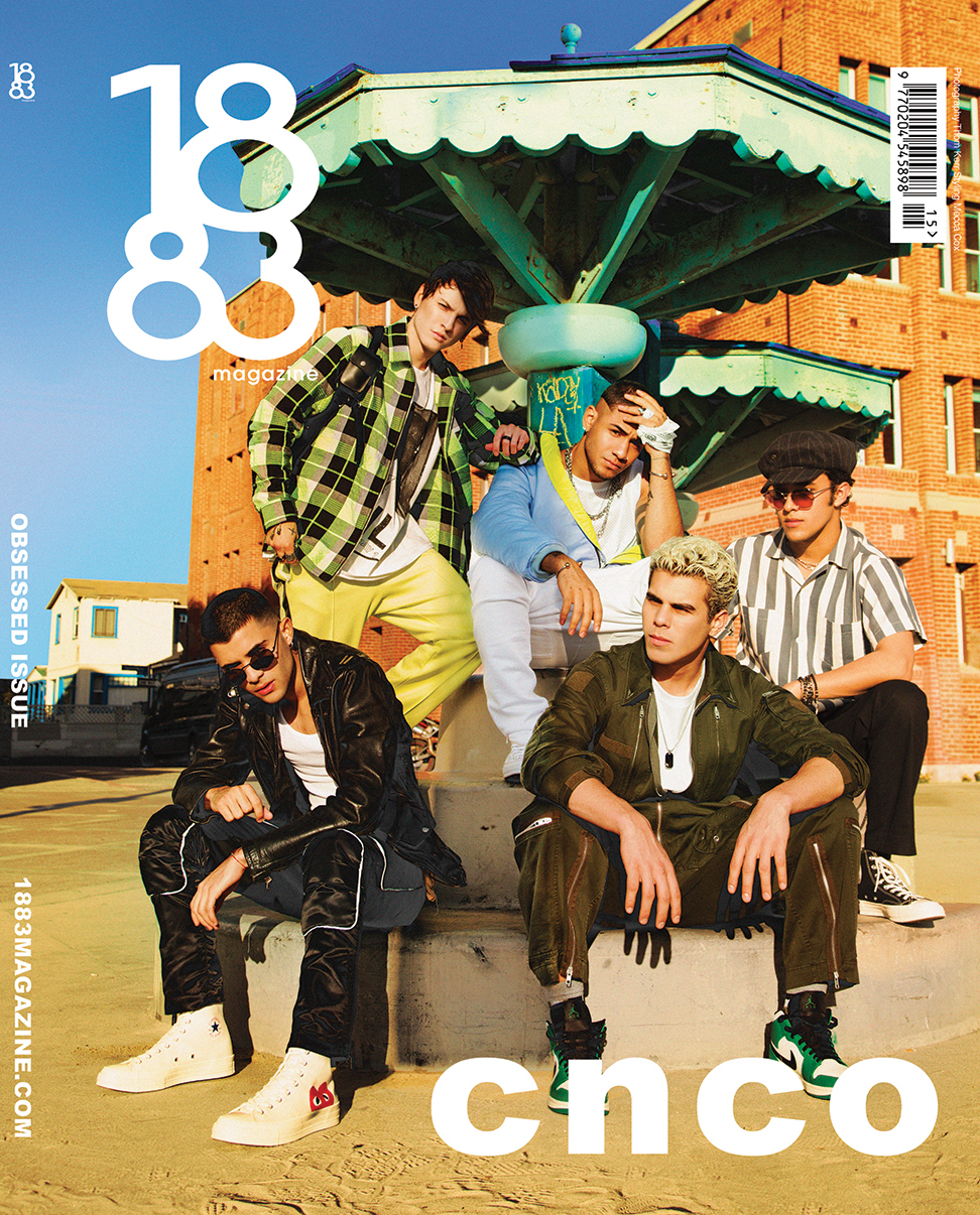 1883 Magazine Obsessed Issue CNCO 15.4