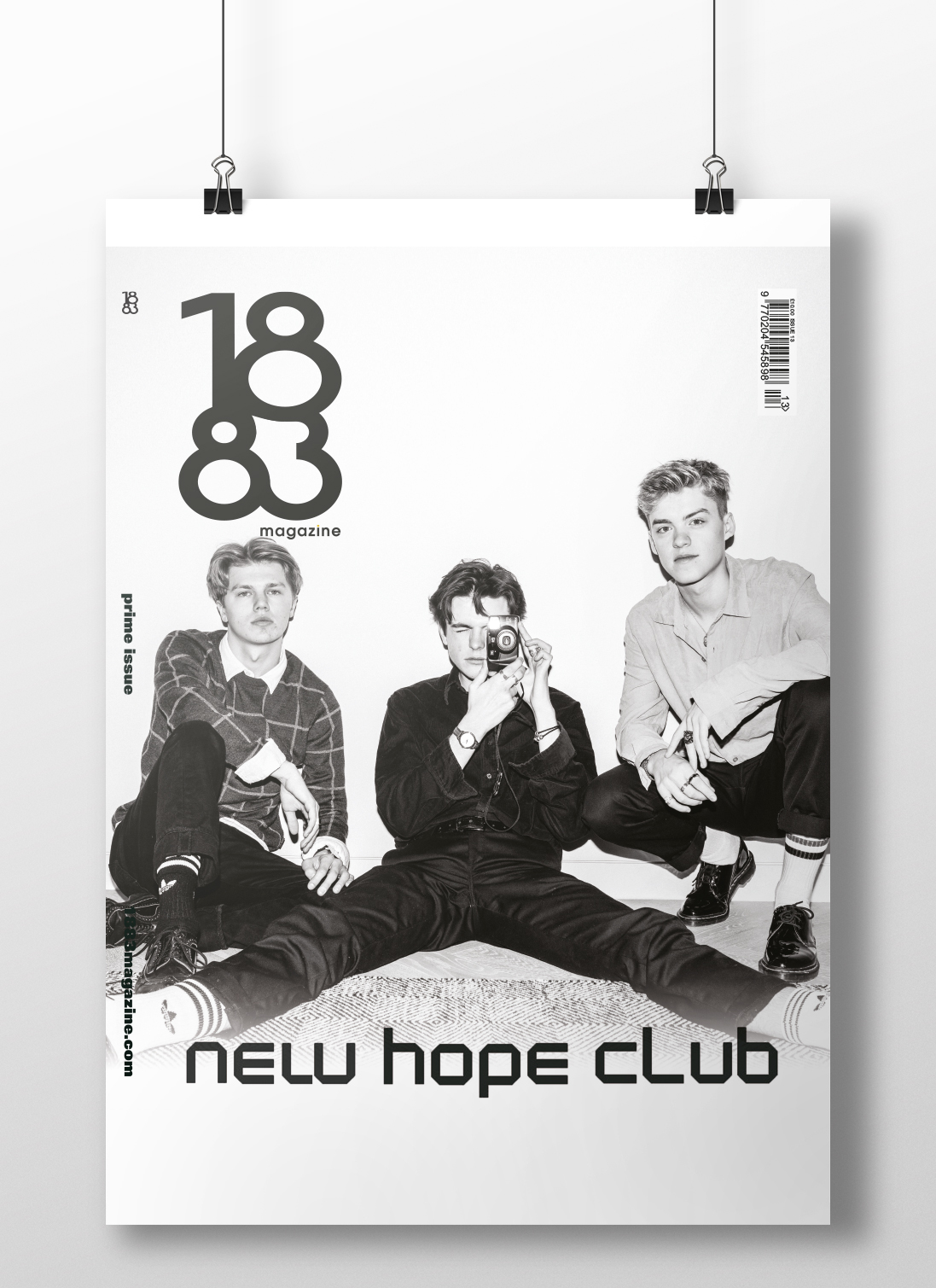 New Hope Club cover poster p4