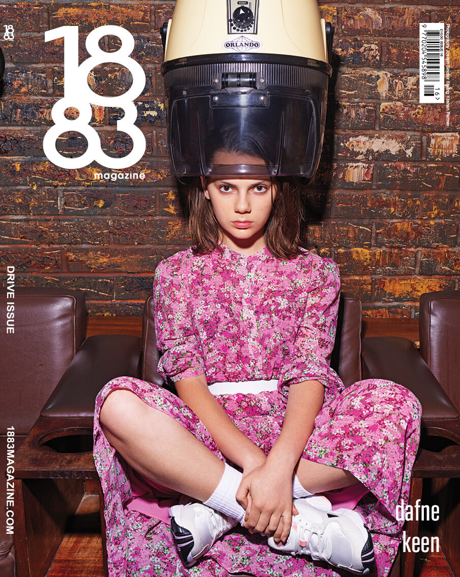 1883 Magazine Drive Issue Dafne Keen