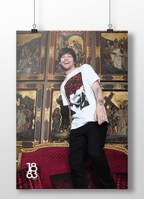 Louis Tomlinson poster 4