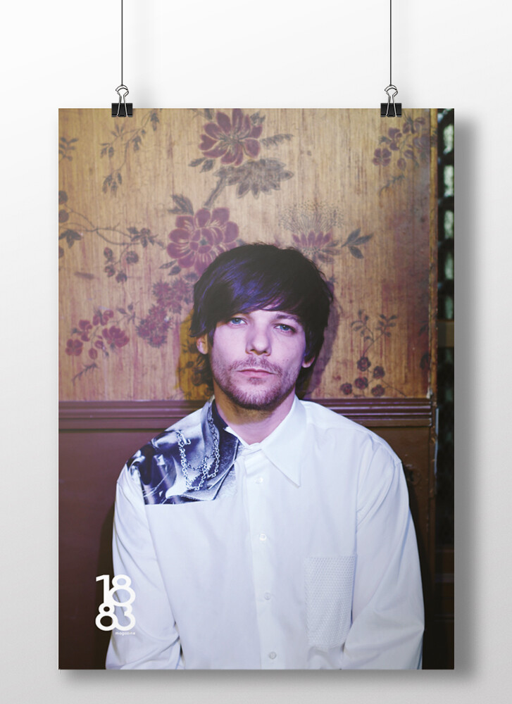 Louis Tomlinson poster 3