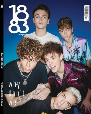 1883 Magazine Candid Issue Why Don't We