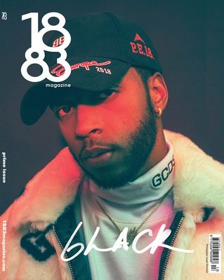 1883 Magazine Prime Issue 6lack