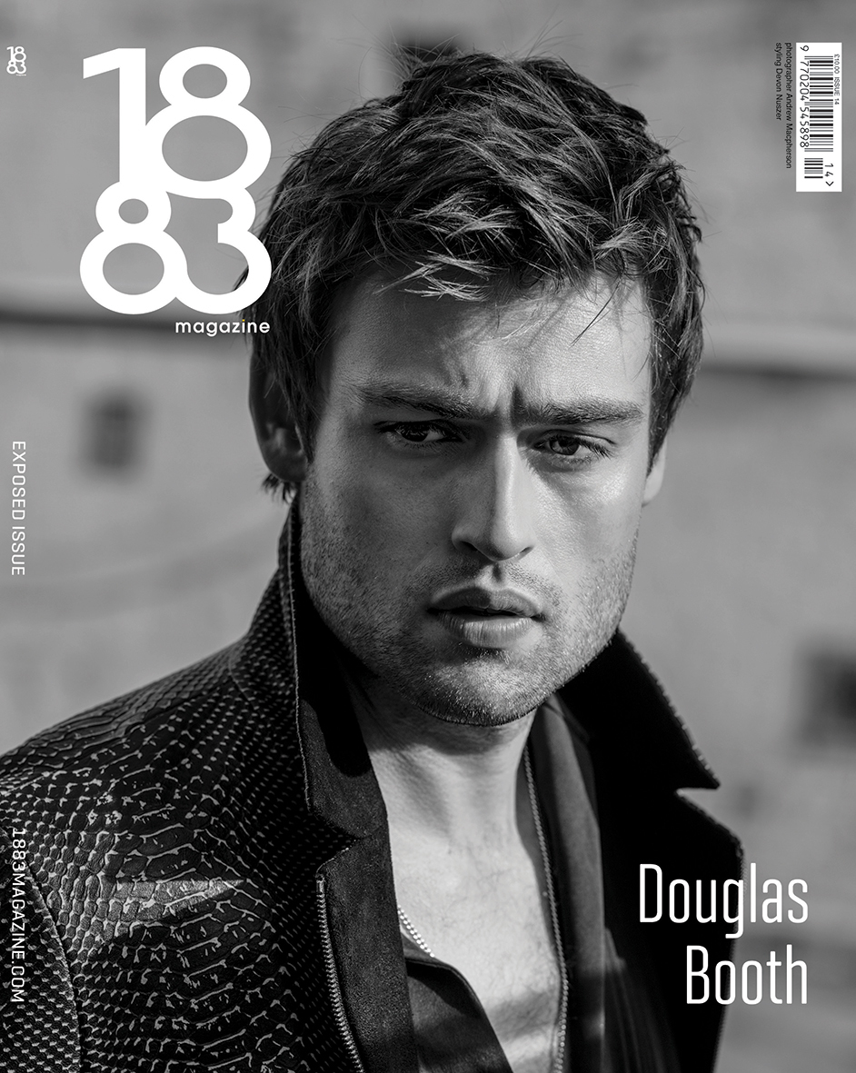 1883 Magazine Exposed Issue Douglas Booth 14.2
